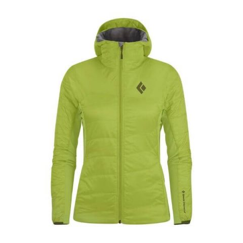 access lt hybrid hoody aloe black diamond