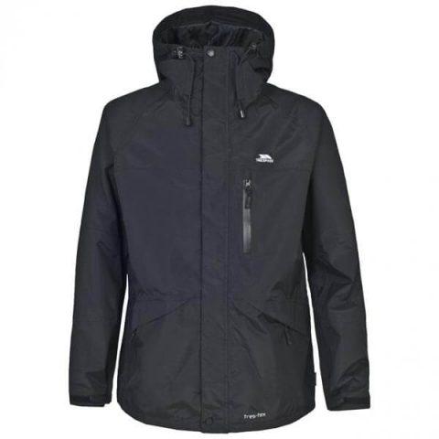 corvo jacket black
