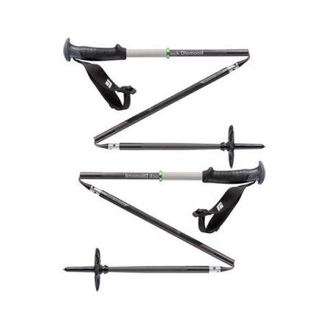 carbon compactor ski poles