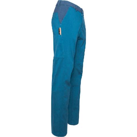 boulder pants blue