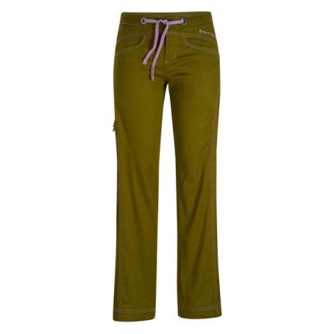 credo pants women olive