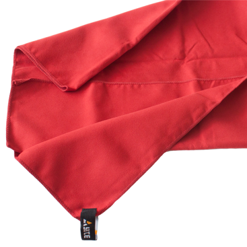 dryfast towel red