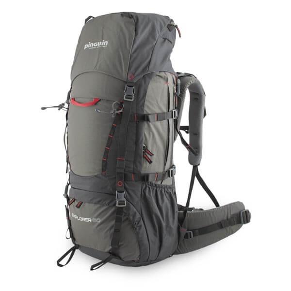 explorer 60 backpack pinguin