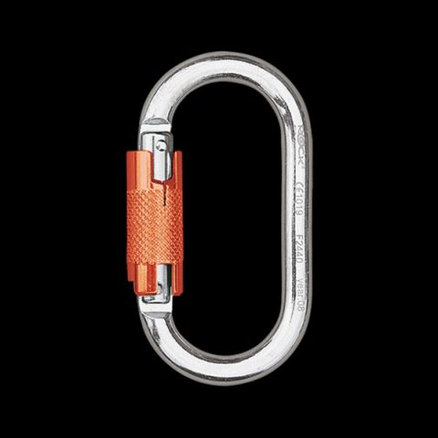 stell carabiner 2t