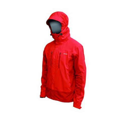 alpin jacket red pinguin