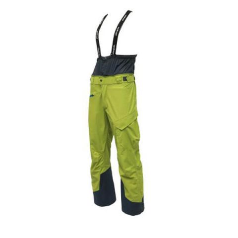 freeride pant yellow