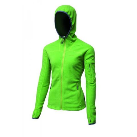 altea polartec lime
