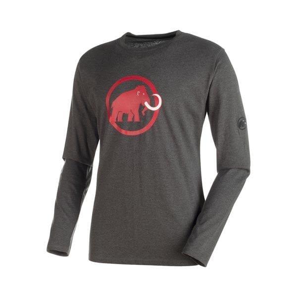 mammut logo shirt μπλουζα MountainHouse