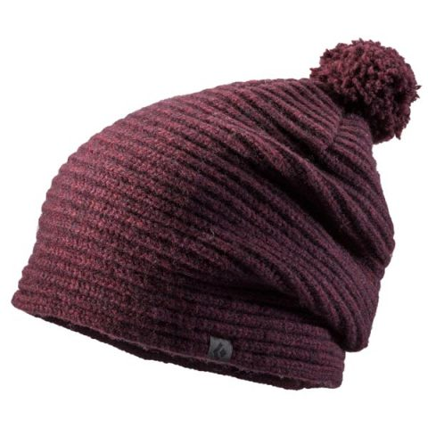 Σκουφος dragontail beanie black diamond