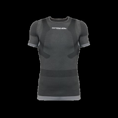 ισοθερμική αντρική μπλούζα με κοντό μανίκι