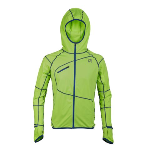 air full zip fleece rock experience