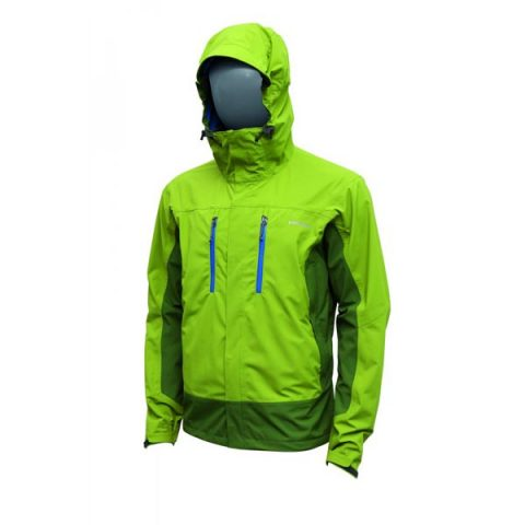 alpin jacket green