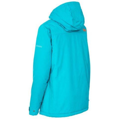 αδιάβροχο αντιανεμικό jacket edna trespass