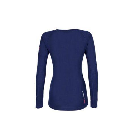 ισοθερμική μπλούζα μάλλινη γυναικεία