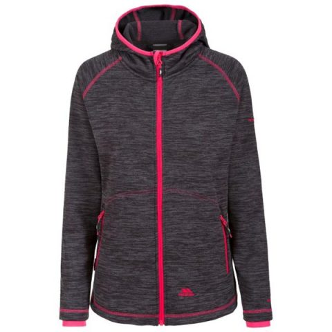 riverstone fleece women jacket grey