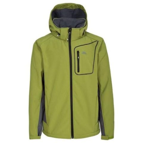 softshell strathy men green