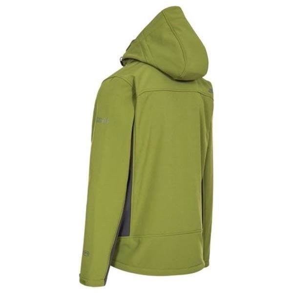 softshell strathy men green