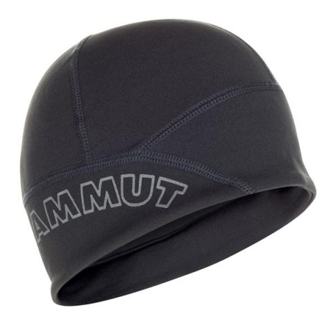 aenergy beanie mammut grey detail