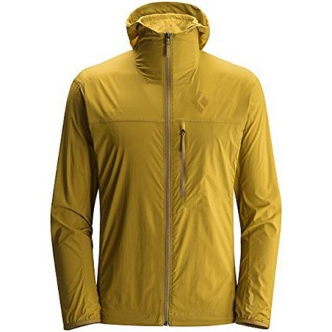 alpin start hoody black diamond ochre