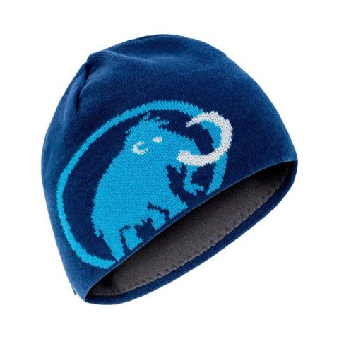 beanie tweak mammut blue