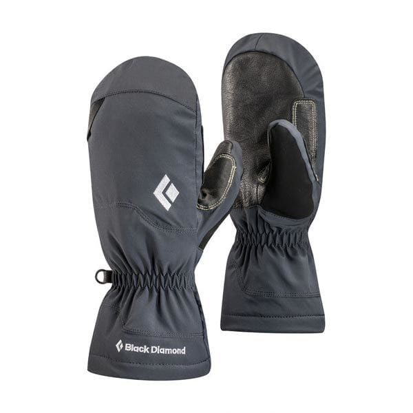 γάντια glissade mitts black diamond