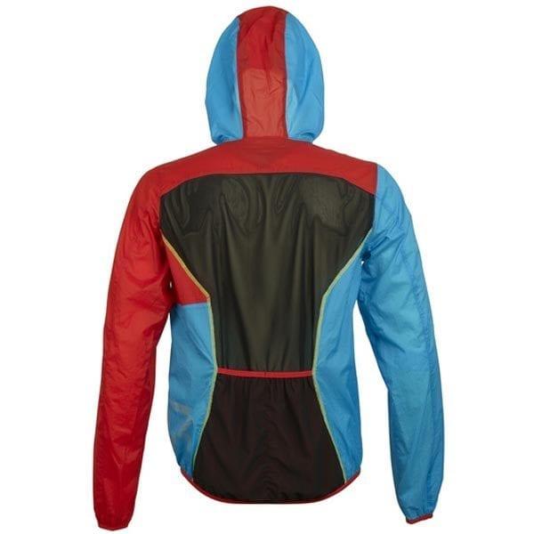 ultra running jacket rock experience