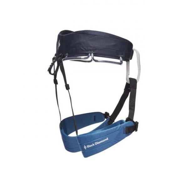 momentum harness men blue