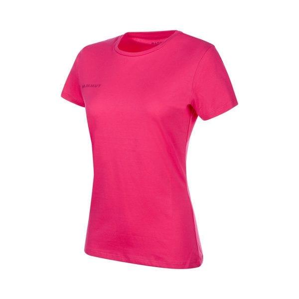 seile t-shirt women pink mammut
