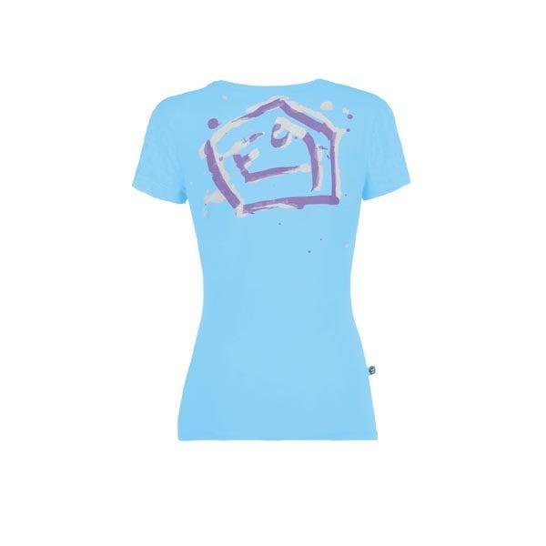 Drops t-shirt e9 women sky