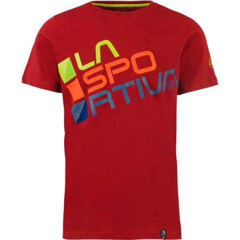 Square t-shirt La Sportiva
