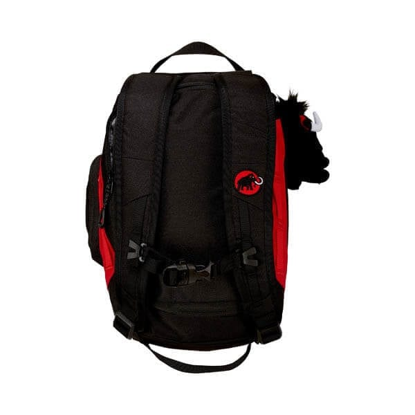 first cargo black fire mammut back