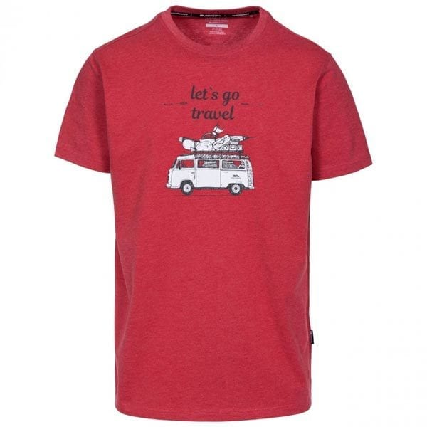 motorway-tshirt red