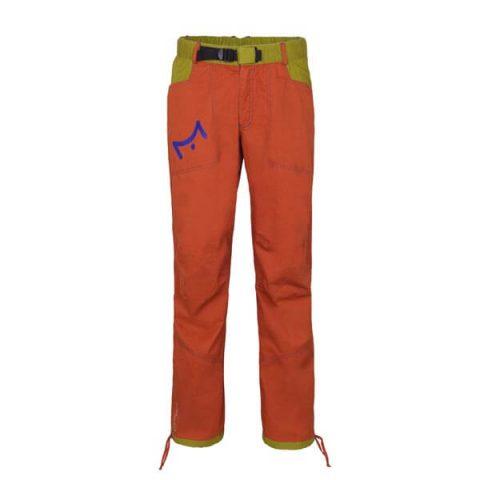 παντελόνι αναρρίχησης poha brick pants milo