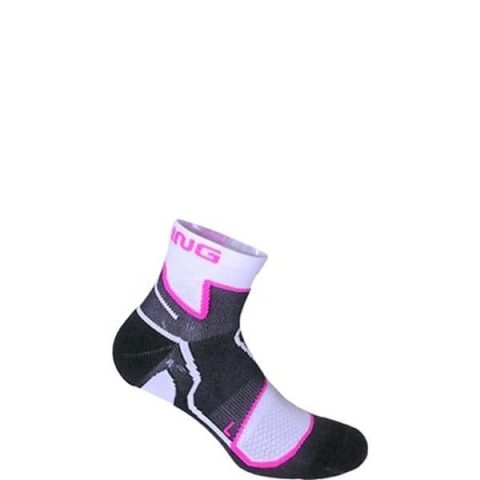 κάλτσα speed pro socks 923 white fouxia