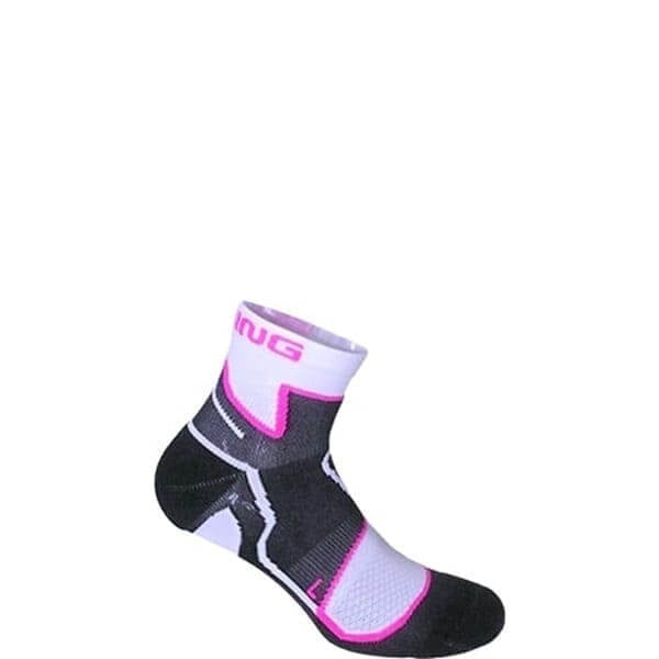 κάλτσα speed pro socks 923 white fouxia