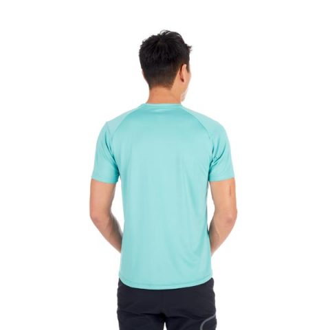 splide logo t-shirt back mammut
