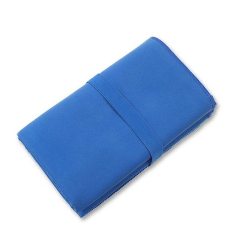 dryfast towel fitness xl dark blue