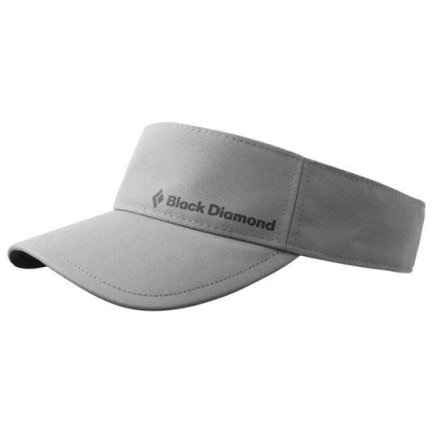 black diamond visor hat