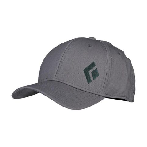 black-diamond-καπέλο Logo cap organic