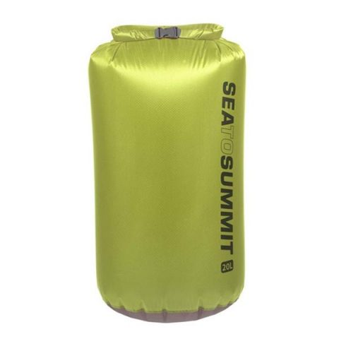 sea to summit ultra sil dry pack 20l green