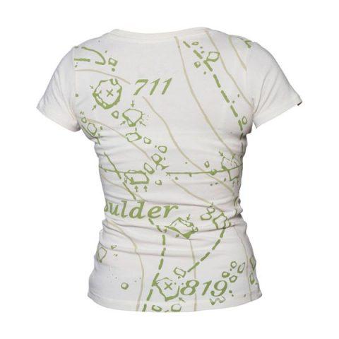 t-shirt map tee