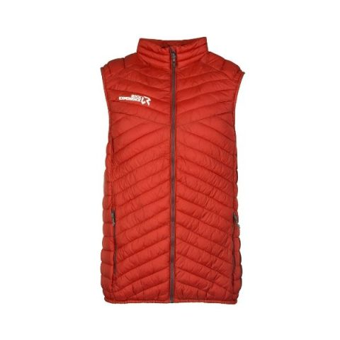 kalea man vest rock experience red