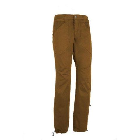3angolo pants e9 mustard παντελόνι