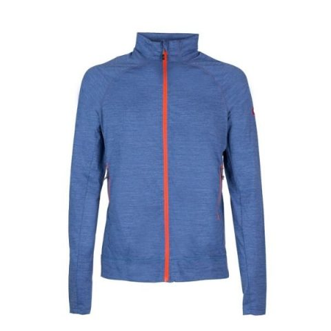 samia man fleece moonlight blue