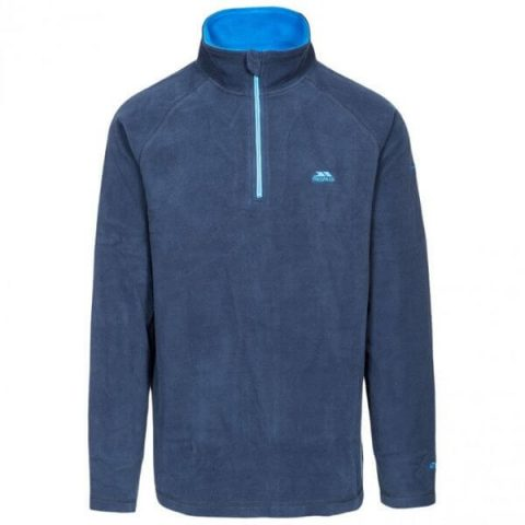 blackford fleece blue man trespass