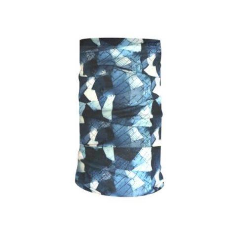 buff bandana blue