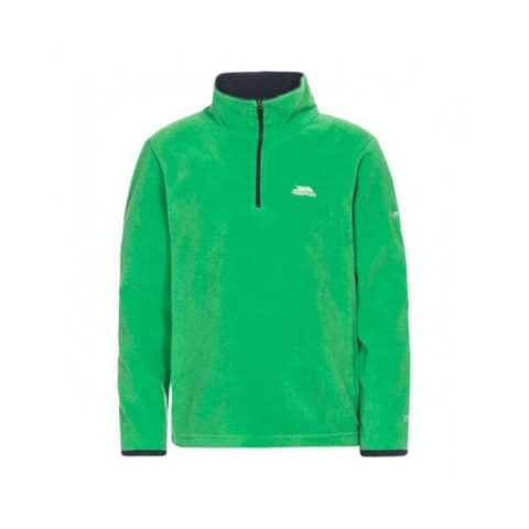 etto fleece green trespass front