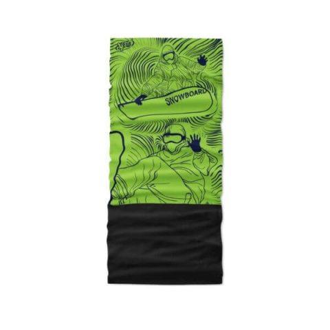 green board polartec