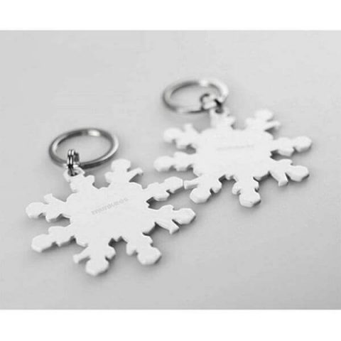 munkees bottle opener snowflake 3538