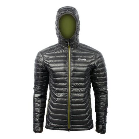 hill down jacket hoody pinguin